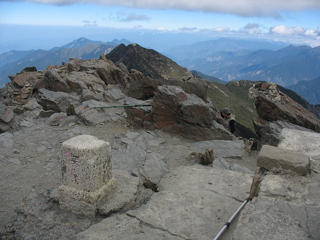 A17 一等三角點 玉山 H3952M百岳#001.jpg - 我的神奇寶貝