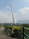 社子島基隆河單車行:社子大橋