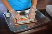手作壽司示範:手作壽司3
