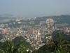 紅淡山俯瞰基隆市區