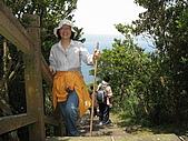 龜山島:努力向上爬