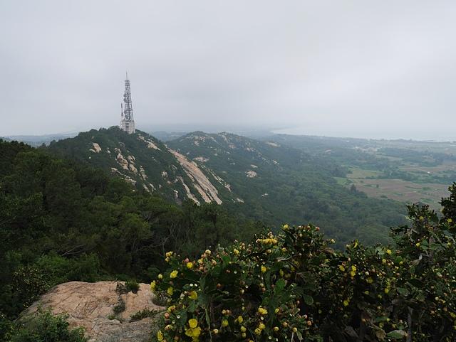 南太武山稜脈 - 金門太武山