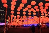 2013台灣燈會在新竹:祈福燈林