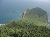 龜山島:俯視龜首
