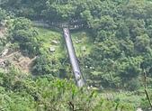 內湖三尖:三尖16俯瞰白石湖吊橋