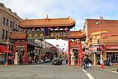 維多利亞的唐人街:同濟門