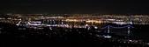 加國風光:溫哥華港夜景