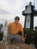 基隆嶼之遊:42基隆島燈塔與海軍三角點.jpg