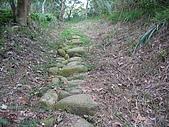 石頭坑山:古樸的三段崎古道