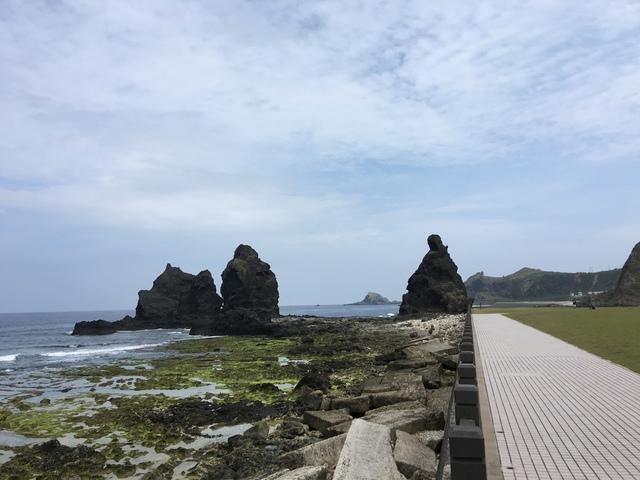 13將軍岩&三峰岩.jpg - 綠島二日遊