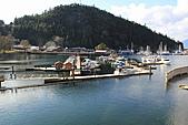 寶雲島迦納山(Mt Gardner of Bowen Island):馬蹄灣的遊艇碼頭