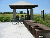 北海岸淡水到石門:19單車道上的涼亭