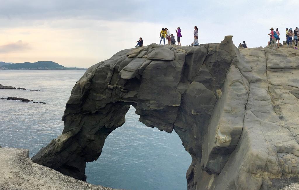 33象鼻岩 (4).jpg - 港仔尾山 象鼻岩 蕃仔澳山
