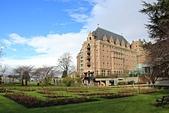 加國風光:維多利亞帝后城堡飯店