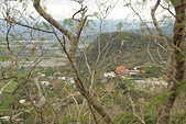 台東石頭山:石頭山頂眺望隔鄰的虎頭山