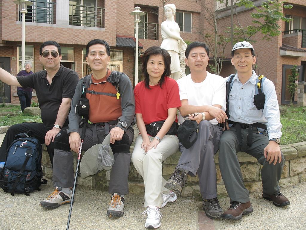 懷念謝立維同學:20070330淡水興福寮汪家堡.jpg