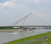 基河左岸單車行:大直橋