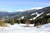 滑雪勝地惠斯勒:奧林匹克站所見的雪景