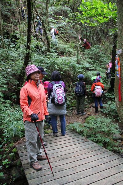 平溪中央尖:中央尖登山口