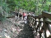 內湖三尖:三尖03陡升的鯉魚山步道