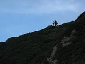 基隆嶼之遊:49從濱海步道仰望燈塔.jpg
