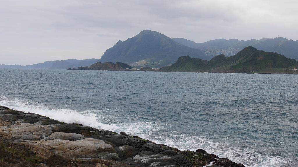 07深澳岬角 基隆山 九份.jpg - 海科館志工實習筆記--淨灘