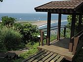 龜山島:登山步道第一涼亭