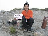 台灣百岳:08南湖大山 H3742M