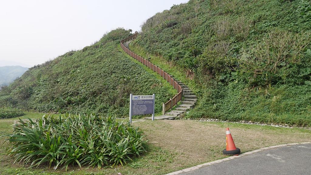 七斗山步道口 - 潮境公園 望幽谷