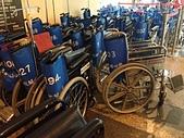 台大醫院陪病有感:輪椅陣