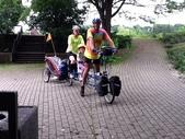 尼加拉大瀑布(2):48單車旅遊的一家人.JPG