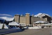 加國風光:露易絲湖城堡飯店