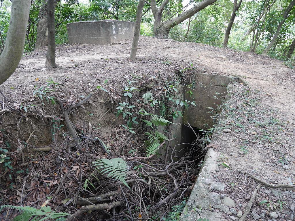 碉堡一(無編號) - 劍南路格物台登文間山