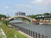 十七公里海岸線:港南運河