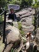 內湖剪刀石、金面山:石壁路