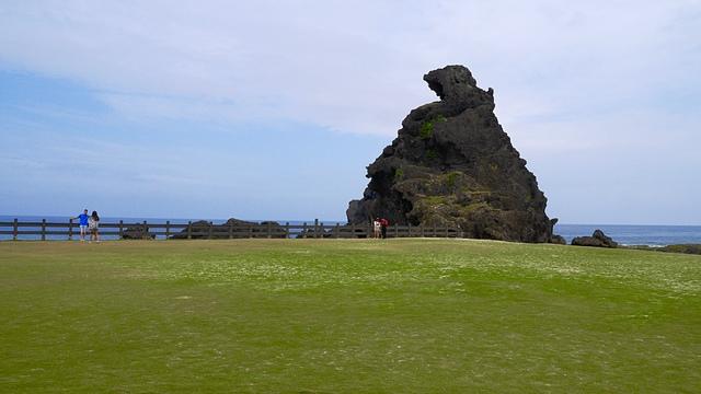 14將軍岩.jpg - 綠島二日遊