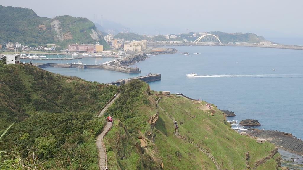 八斗子漁港 和平島 - 潮境公園 望幽谷