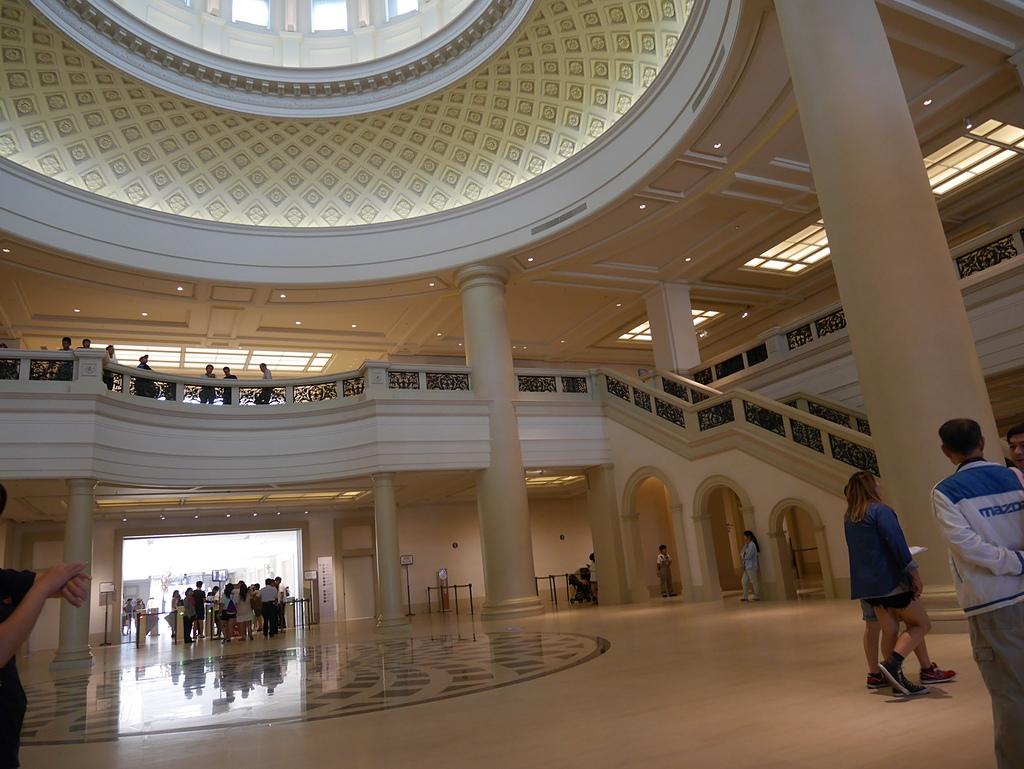 17大廳1.jpg - 奇美博物館