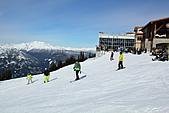 滑雪勝地惠斯勒:無聲無息的出發