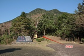 小百岳都蘭山:都蘭山步道口