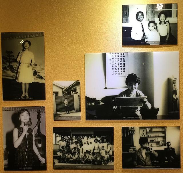 06鄧麗君文物紀念展 成長紀錄2.jpg - 鄧麗君辭世21週年紀念