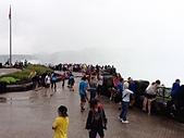 尼加拉大瀑布(2):34滿地水漬的岩桌觀瀑台1.JPG