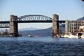 加國風光:溫哥華布拉德街大橋(Burrard Street Bridge)