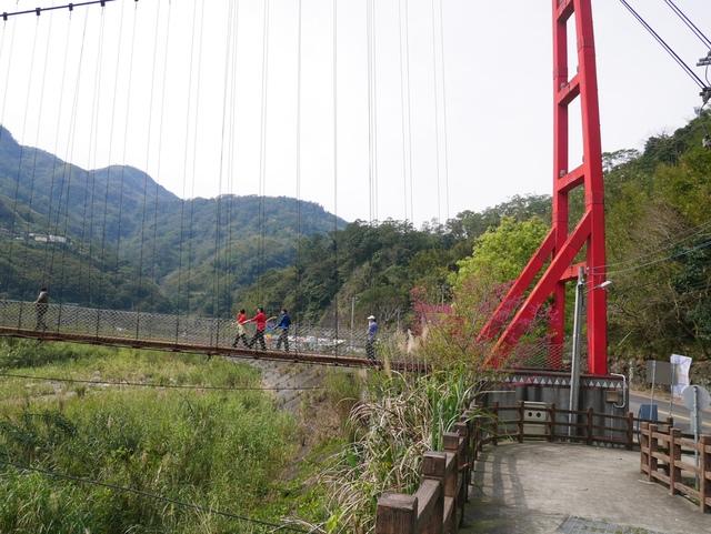 北角吊橋2.jpg - 司馬庫斯二日遊之一