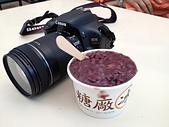 高捷半日遊:糖廠紅豆酵母冰