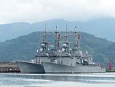 蘇澳港海軍媽祖:基隆艦與馬公艦