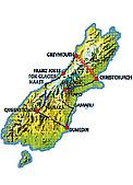 2008.03.23 基督城:紐西蘭南島行行程