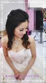 【服務】新娘秘書-Ven:新娘造型作品
