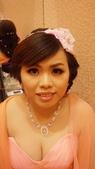 【服務】新娘秘書-Ven:【作品】新娘補請-依玟新秘