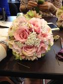 【歐式捧花】珠寶捧花 BY 小均設計製作(客製&出租):新娘花束捧花-甜密粉紅